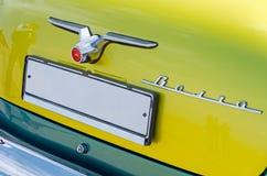 Autokofferraum Stockfoto