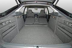 Autokofferraum Stockfotos