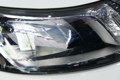 Autokoplamp Royalty-vrije Stock Afbeelding