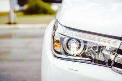 Autokoplamp vooraan Stock Afbeeldingen