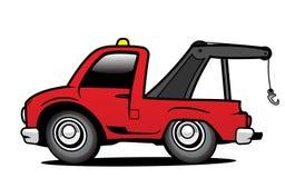 Autokrankenwagen lizenzfreie abbildung