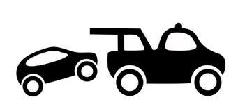 Autokrankenwagen Lizenzfreie Stockfotografie