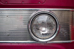 Autolampe Lizenzfreies Stockbild