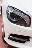 Autolicht Lizenzfreies Stockfoto
