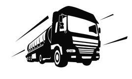Autolieferung Lizenzfreie Stockfotos