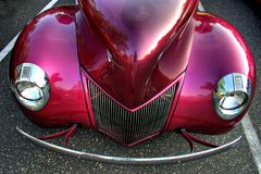 Automóvel clássico Fotografia de Stock Royalty Free