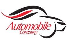 Automóvel company.eps Foto de Stock