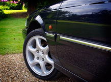 Automóvel da potência Fotos de Stock Royalty Free