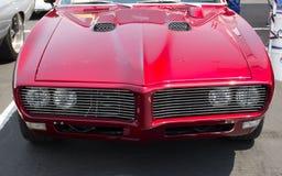 Automóvel de Front End Nose Of Classic fotos de stock