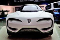 Automóvel do conceito Imagem de Stock Royalty Free
