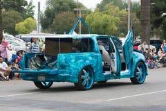 Automóvel feito sob encomenda Imagem de Stock Royalty Free