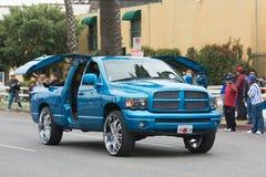 Automóvel feito sob encomenda Fotografia de Stock Royalty Free