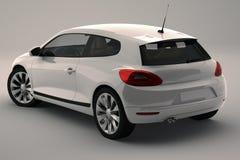 Automóvel ou carro ilustração do vetor