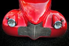 Automóvel personalizado Imagem de Stock Royalty Free