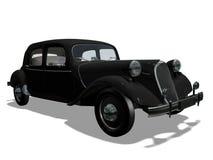 Automóvel retro Ilustração do Vetor
