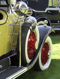 Automóvil 1931 de Cadillac Fotos de archivo libres de regalías