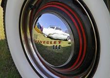 Automóvil antiguo de Chevrolet Imagen de archivo libre de regalías