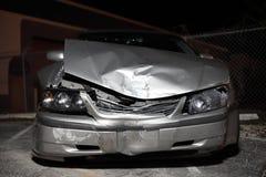 Automóvil arruinado Foto de archivo