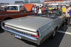 Automóvil clásico de Pontiac Fotografía de archivo