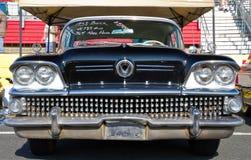 Automóvil 1955 de Buick de la obra clásica Imágenes de archivo libres de regalías