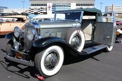 Automóvil 1931 de Cadillac Imagen de archivo libre de regalías
