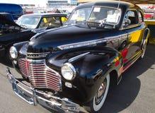 Automóvil 1941 de Chevrolet de la obra clásica foto de archivo libre de regalías