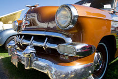 Automóvil 1954 de Chevrolet de la obra clásica Foto de archivo