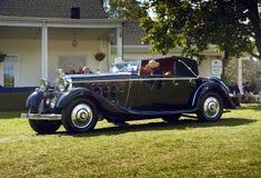 Automóvil de Hispano Suiza Foto de archivo