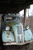 Automóvil de la nostalgia Imágenes de archivo libres de regalías
