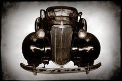 Automóvil de la vendimia Fotografía de archivo libre de regalías