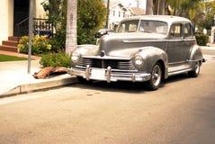 Automóvil de la vendimia Fotos de archivo