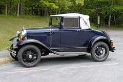 Automóvil de la vendimia Foto de archivo libre de regalías