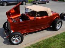 Automóvil descubierto 1932 de Ford Fotos de archivo