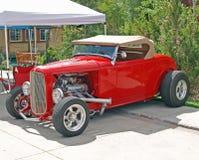 Automóvil descubierto 1932 de Ford Fotografía de archivo libre de regalías