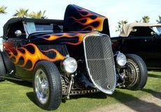 Automóvil descubierto Imágenes de archivo libres de regalías