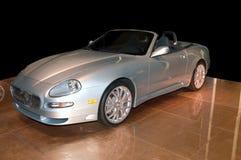 Automóvil descubierto costoso Imagenes de archivo