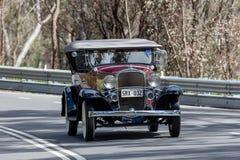 Automóvil descubierto 1932 de los deportes del confederado de Chevrolet Fotos de archivo libres de regalías
