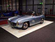 Automóvil descubierto de Mercedes-Benz 300SL Imagenes de archivo