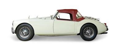 Automóvil descubierto de MG MGA Imagen de archivo