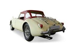 Automóvil descubierto de MGA Imagen de archivo libre de regalías