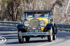 Automóvil descubierto 1931 de Packard 840 Foto de archivo