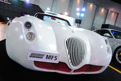 Automóvil descubierto MF5 de Wiesmann Fotos de archivo