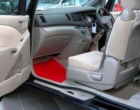Automóvil-interior imagenes de archivo