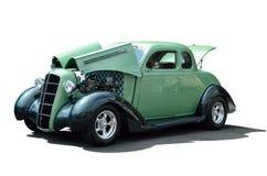 Automóvil restablecido de la vendimia fotos de archivo