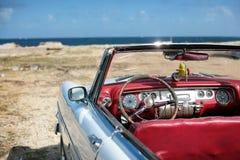 Automóvil viejo Fotografía de archivo