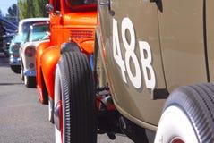 Automóviles clásicos Fotografía de archivo libre de regalías