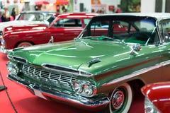 Automóviles del vintage Imagenes de archivo