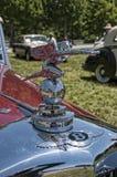 Automaskottchen in der Sammlung von Luxusautos Lizenzfreies Stockfoto