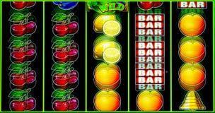 Automat do gier w kasynie obraz royalty free