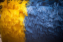 Automated brush in car wash Royalty Free Stock Images